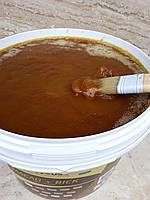 Масло воск для пропитки и обработки дерева 1 л прозрачный