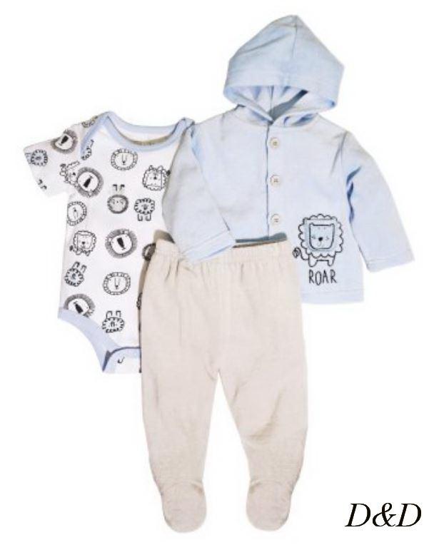 Комплект одежды для мальчика 3-6 месяцев Rene Rofe