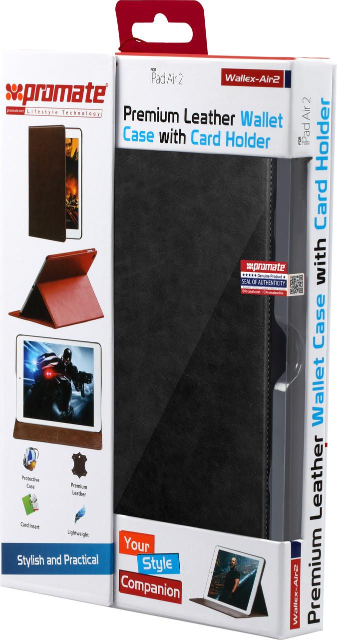 Чехол для iPad Air 2 Wallex-Air2 Black