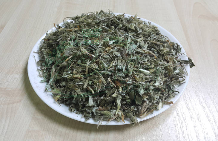 Лапчатка белая листья 100г, фото 2
