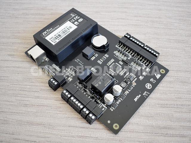 Купить контроллер ZKTeco C3-100 с доставкой по Украине ✽ Контроллер ZKTeco C3-100: фото, комплектация, характеристики.