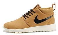 Кроссовки Nike Roshe Run высокие N-10983-50, фото 1