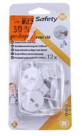 Защита в розетки от детей заглушки комплект 12 шт