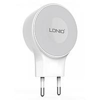 Сетевое ЗУ LDNIO A2269 на 2USB (2.1A) для iPhone5/6