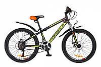 Велосипед 24-092 Formula DAKAR AM 14G  DD (13) bl-yellow