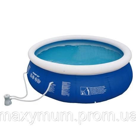 Бассейн надувной, басейн надувний.