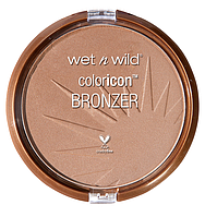 Бронзер Wet n Wild Color Icon Collection Bronzer SPF 15 Ticket To Brazil 739