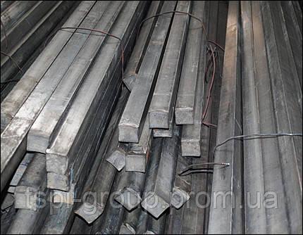 Квадрат калиброванный 12х12 мм сталь S235, Н11