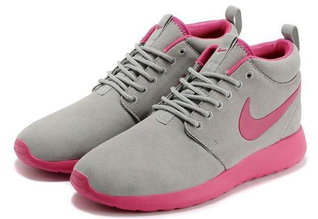 Женские кроссовки Nike Roshe Run High