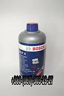 Жидкость тормозная  (0,5л) (пр-во Bosch)