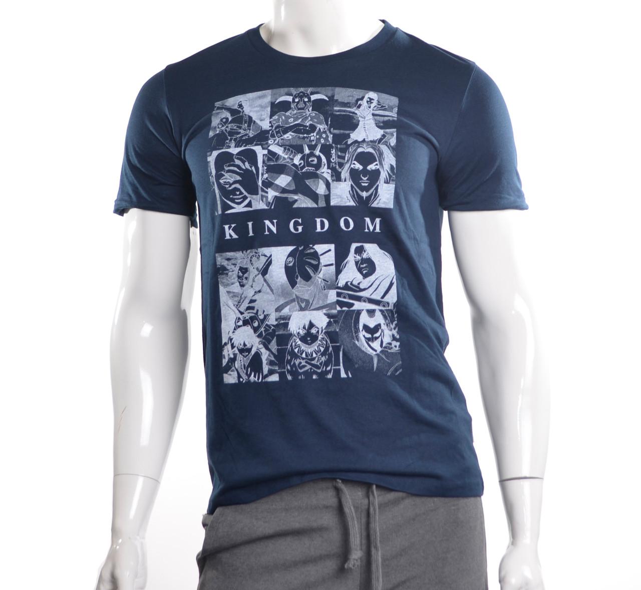Мужская футболка самураи