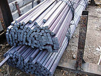 Квадрат калиброванный 25х25 мм сталь S235, Н11