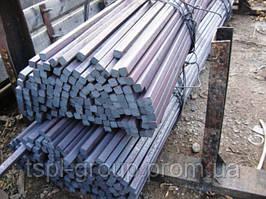 Квадрат калиброванный 20х20 мм сталь S235, Н11