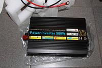 Инвертор 12в-220в 500w синус