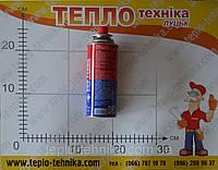 Балончик одноразовый газовый для компактных газовых приборов, туристических горелок