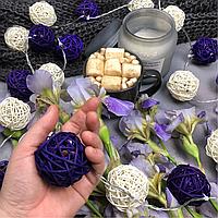 """Гирлянда из ротанговых шариков """"Запах Весны"""", фото 1"""