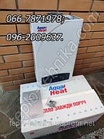Газовая колонка Aqua heat Впг-18 White
