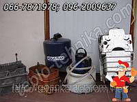 Чистка и обслуживание газовых водогрейных котлов специальным прибором
