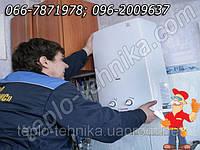 Установка и подключение газовых колонок