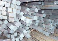 Квадрат калиброванный 50х50 мм сталь S235, Н11