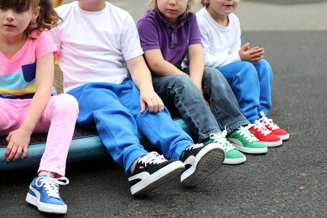 Детские кеды, кроссовки и мокасины