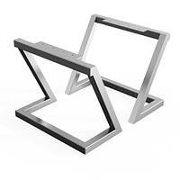 Опора для стола металлическая Лофт Loft. Каркас стола. Подстолье. База. Основание