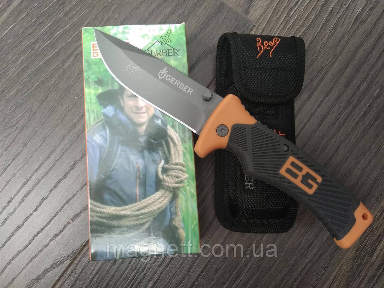 Нож Gerber Bear Grylls BG-133А + Чехол