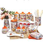 Серийная посуда из керамики