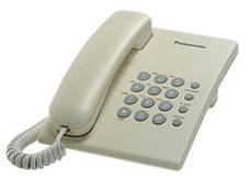 Телефон Panasonic KX-TS2350UAB телефон, фото 3