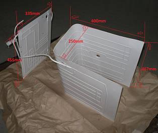 Двухкамерные испарители к бытовым холодильникам