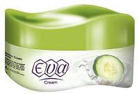 Крем для ухода за кожей Евы с йогуртом и огурцом для жирной кожи