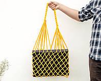 Авоська - Сумка на плечо - Натуральная сумка