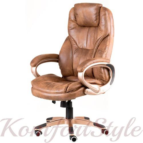 Кресло офисное Bayron bronzе