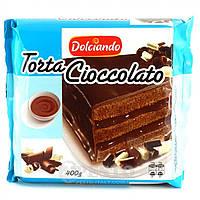 Торт dolciando & dolciando torta cioccolato 400гр