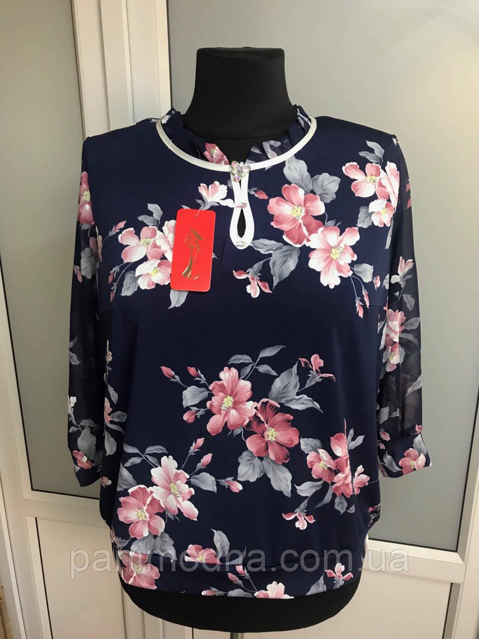 """Блуза женская  """"Панночка"""". От производителя - швейная фабрика."""