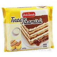 Торт dolciando & dolciando torta tiramisu 400гр