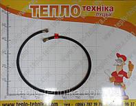 Шланг газовый черный 1,5 м ( для подключения к газовой плите), фото 1