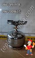 Туристический газовый баллон с насадкай для приготовления пищи Пикник (Хром, 2 кг) емкостью 5 литров