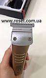 Профессиональная машинка для стрижки волос Gemei GM-6078, фото 5