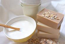 Молочное мыло ручной работы