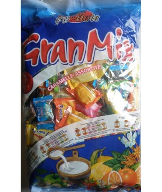Карамель Gran mix assorti 1кг