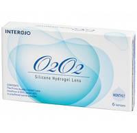 Контактные линзы Interojo O2O2