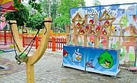Аттракцион Angry Birds, Злые Птицы аренда