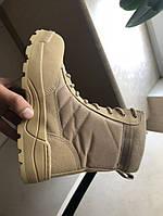 Песочные Тактические ботинки берцы Swat Classic