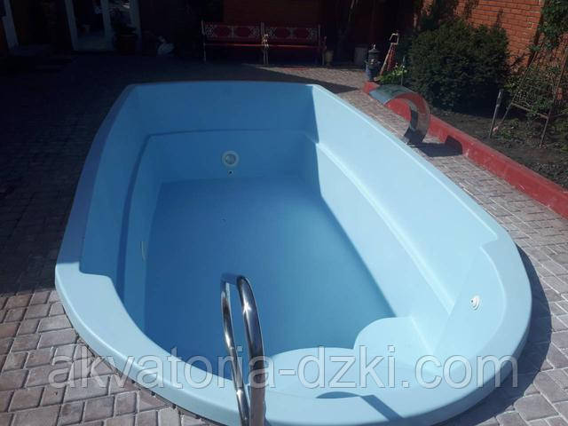 Профессиональный ремонт композитных бассейнов