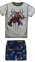 Пижама трикотажная для мальчика Спайдермен, размеры 98/104(2шт),  Lupilu, арт. 857