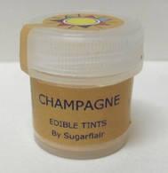 """Краситель пищевой сухой """"Шампанское"""" 5мл Sugarflair"""