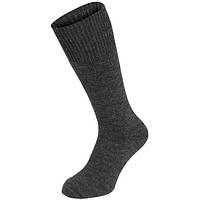 """Толстые носки MFH """"Extrawarm"""" черного цвета"""