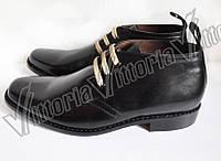 Туфли черные 41,45,46 рзм.