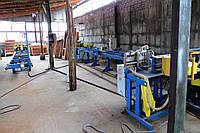 Линия производства строительного бруса (СПО-Астра-Ф2 + СТ-Астра-6 + СФ-Астра-У2) бу 2007 г., фото 1